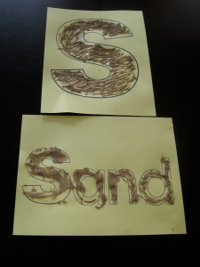 Literacy Tuesdays - The Letter S