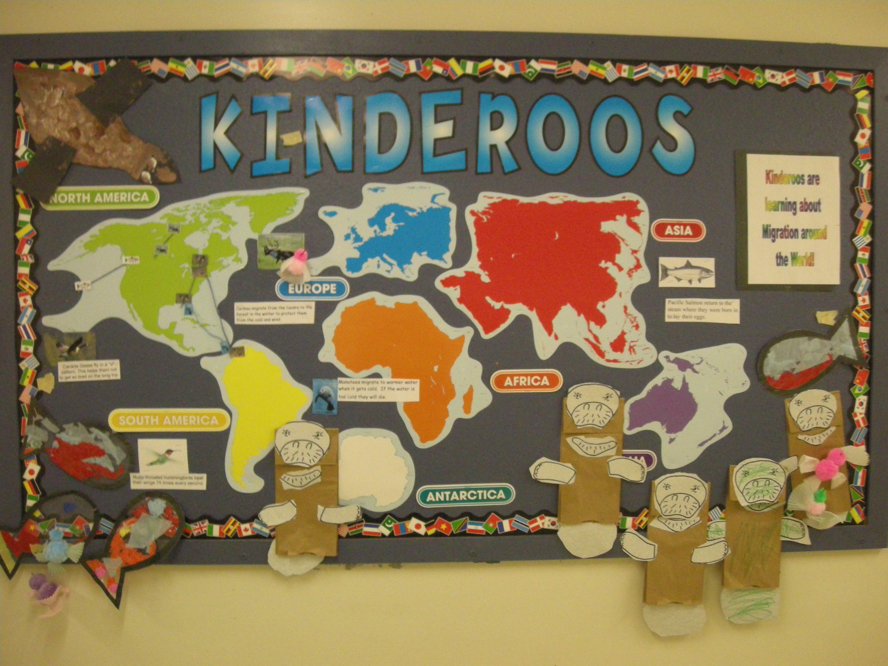 Map Of Canada For Kindergarten.Kindergarten Migration Mommy S Lessons
