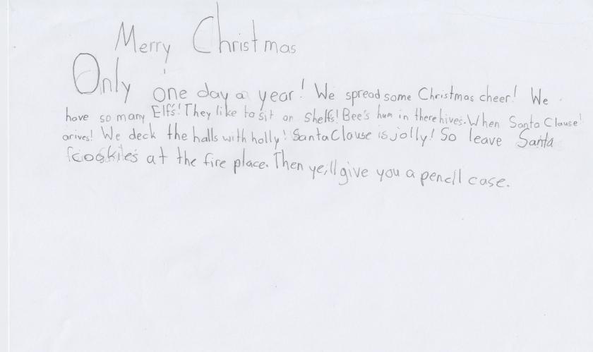 Kaitlyn's Poem